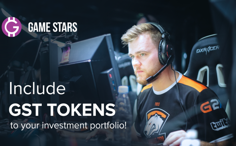 Only Few Days Left To Buy Game Stars Tokens With a 30% Bonus