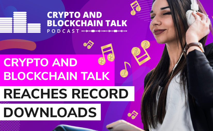 SAVII Digital Crypto & Blockchain Podcast Series Reaches Record Downloads