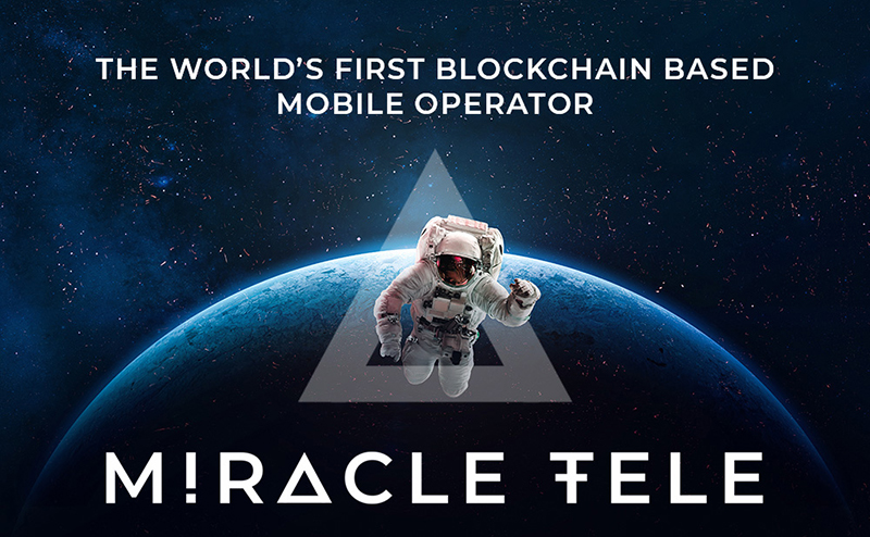 Blockchain Mobile Operator that Wants to Set New Standard and Tokenize Telecom Industry